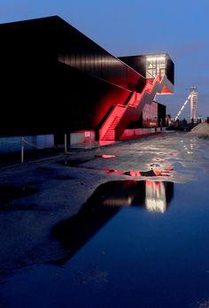 #architecture : Deusjevoo / a2o-architecten