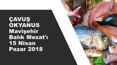 Çavuş Okyanus, Mavişehir Toptan ve Perakende Balık Mezatı 15 Nisan Pazar...
