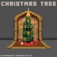 Plans Minecraft, Minecraft Mansion, Cute Minecraft Houses, Minecraft Room, Amazing Minecraft, Minecraft Christmas, Minecraft Tutorial, Minecraft Blueprints, Minecraft Crafts
