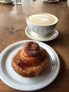 Morning Buns Seasonal Bread Pudding Coconut Tart Banana Tart Bread available for purchase after 5PM