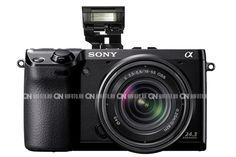 Sony NEX-7 - флагманская беззеркалка с матрицей 24 Мп