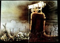 Ralph Steadman Art Collection Ralph Steadman, Hunter S Thompson, Fear And Loathing, Ink Master, Fantasy Illustration, Art Oil, Farm Animals, Masters, 2d