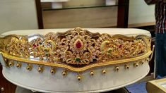 10 Different Patterned Vaddanam Designs - Jewellery Designs Gold Waist Belt, Waist Belts, Vaddanam Designs, Saree Jewellery, Bridal Jewellery, Resin Jewellery, Jewellery Earrings, Temple Jewellery, Handmade Jewellery