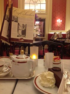 Cafe Sacher, Vienna My Coffee, Coffee Time, Tea Time, Coffee Shop, Visit Austria, Vienna Austria, The Places Youll Go, Places Ive Been, Places