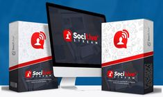 SociLiveStream By Daniel Adetunji Review - Revealed World's 1st Most Powerful Facebook Webinar Solution And Youtube Live Streaming Software with Features That'll BLOW Your Mind