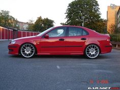 Garaget | Saab 9-3 Aero (2003)