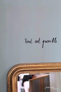 Bonne journée mon amour   Stickers   Pinterest   Walls