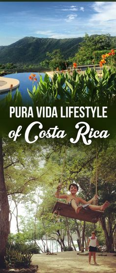 What living the Pura Vida lifestyle in Costa Rica really means? Get the idea... and tips how to make it your own in Costa Rica.