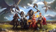 Commission for a client. Dungeons and Dragons. contact me at commission.me427@gmail.com for commission info