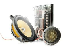 Focal 100KRS - 10cm compo autospeaker uit de Focal K2 Power Elite serie. Groot assortiment Focal uit voorraad leverbaar. Ontwikkeld voor pure Sound Quality en geluidsdruk. Detail en dynamiek en vervormingsvrije weergave. Dat bereikt u met deze geweldige Focal set.