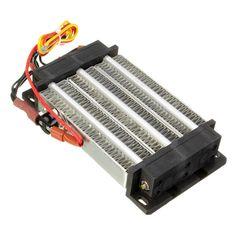 750 W ACDC 220 V Aislado PTC calentador de aire de cerámica PTC elemento calefactor de 140*76mm Hogar Calentadores de Ventilador calentador