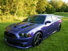 2013 DODGE CHARGER SRT8 SUPERBEE PLUM CRAZY 22