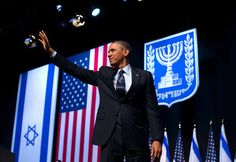 Obama Urges Young Israelis to Lead the Push for Peace - NYTimes.com