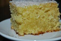 Varomeando: Pastel de coco