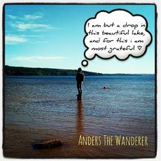Anders The Wanderer: Just another drop 💧