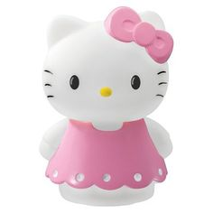 not a huge hello kitty fan but this meets our needs for a table top nightlight