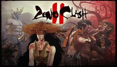 Zeno Clash II Splash screen. Zeno Clash 2 is a PC, PS3 and Xbox360 first-person fighting video game with a deep storyline set in a punk fantasy world. Get it on Steam http://store.steampowered.com/app/215690/  XboxLive http://marketplace.xbox.com/Product/Zeno-Clash-2/66acd000-77fe-1000-9115-d80258411277 PS3 https://www.playstation.com/en-us/games/zeno-clash-2-ps3 #VideoGames #Gaming #ZenoClash2 #ACETeam #AtlusUSA  #IndieGame #PCGame #PlayStation3 #GamesArt #BeatEmUp #Fighting…