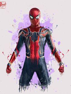 #Avengers #InfinityWar #SpiderMan
