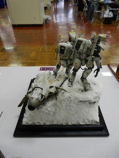 JMC2012 1/20 グローバーフント | by MokeiRepo