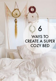 It's that time of year again when staying (and cuddling) in a warm, comfy bed seems like the best place to be on earth. And now here's a guide with ideas to make those moments even better! So sit back, relax and learn how to make a cozy bed of your dreams, from piling on the pillows to the best comforter options for maximum coziness.
