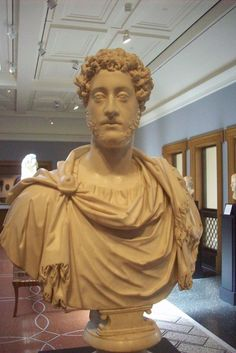 Bust of Emperor Commodus UnknownRoman, A.D. 180 - 185Marble The Getty Villa Malibu Museum