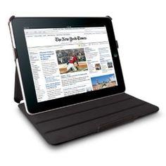 Technocel Leather Flip Book Case/Folio for Apple iPad (1st Generation) (Black), List Price: $16.99  Price: $13.99