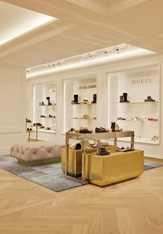 The top children's designer fashion brands are well represented in Harrods brand new kids shoe dept on the 4th floor.