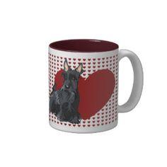 Mug - Scotty Dog