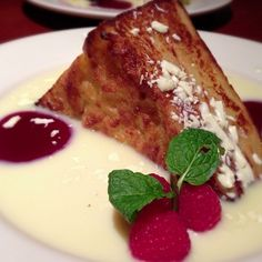 White Chocolate Bread Pudding @ Nordstrom Cafe Bistro