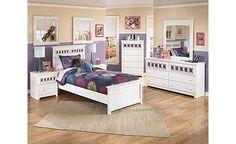 Zayley Youth Panel Bedroom Set (Ashley Furniture Homestore)