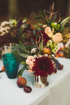 The Fall - Rock My Wedding Inspirational Editorial | Image by Rebekah J.Murray