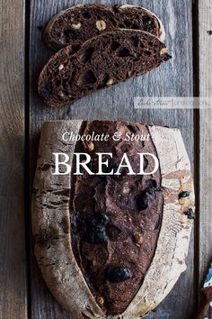 Chocolate and Stout Bread by Bake-Street.com on Steller #steller