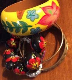 Mixed Lot Jewelry Random Bracelets Junk Drawer | eBay