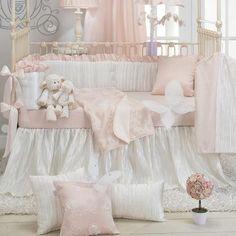 The Lil Princess Crib Bedding Set By Glenna Jean Along With
