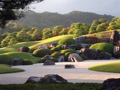 Adachi museum garden -