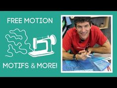 Free Motion Quilting: Designing Motifs and More! | Always Great, Always Free Quilting Tutorials