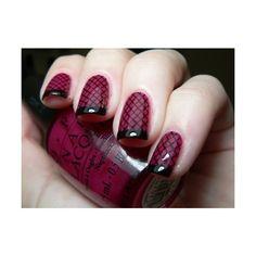 nail polish, found on #polyvore. #nails nail art nail polish #cosmetics