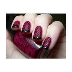 nail polish found on Polyvore