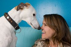 """Shamontiel wrote """"Mobile app helps pet-loving singles find love ~ When your dog is all you need to get dates online"""" #petlovers #doglovers #pets #dogmom #dogdad #FetchaDate #onlinedating (Photo courtesy of Sheryl Matthys) Virtual Pet, Single Dating, I Work Hard, Online Dating, Dog Mom, Photo Credit, Mobile App, Dates, Your Dog"""