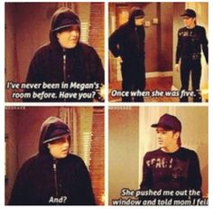 Who doesn't like Drake and Josh! I miss this show, but it will sometimes come on TV!