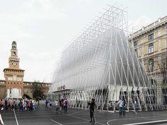 03/04/2013 - È Expo Gate il progetto vincitore del concorso per l'Infopoint di Expo Milano 2015. Lo hanno annunciato lo scorso 25 marzo,