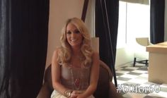 Carrie Underwood talks about how George Strait has influenced her career