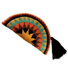 $40.00 Wayuu Clutch. Handmade and Fair Trade Wayuu Clutches – LOMBIA & CO.   www.LombiaAndCo.com