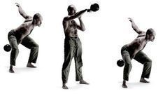 The 22 Minute Single Kettlebell Warrior Workout https://www.kettlebellmaniac.com/kettlebell-exercises/