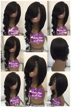 FB: Mesha Rushin, Stylist Goddess Hairstyles, Ethnic Hairstyles, Cute Hairstyles For Short Hair, Weave Hairstyles, Medium Hair Styles, Natural Hair Styles, Short Hair Styles, Quick Curls, Hair Junkie
