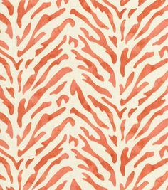 Home Dec Print Fabric-Laurette Design Reef Malibu, , hi-res  Joann's Would be cute for the bedskirt of the crib