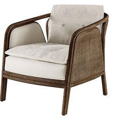 McGuire Furniture: Barbara Barry Ojai Lounge Chair: No. A-121