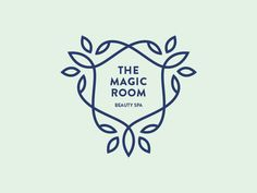 Logo version for The Magic Room, Beauty Spa in Canada.