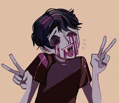 И именно поэтому у меня идёт кровь из глаз и мне хочется проглотить их. Vent Art, My Demons, Horror, Sadness, Anime, Board, Colors, Ideas, Illustrations
