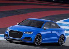 2015 Audi A3 Clubsport Quattro Vision #Audi #AudiA3 #AudiSport #AudiQuattro